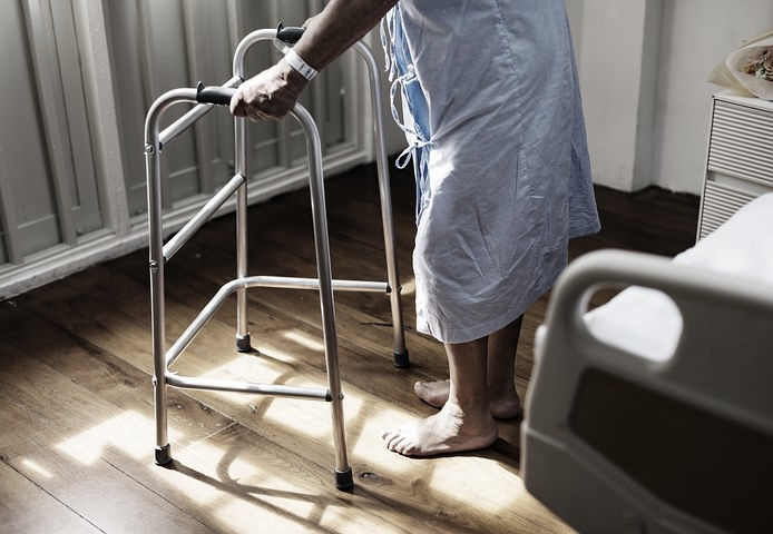 One out of every four seniors in America falls every year. What causes these falls and what can be done to prevent them?