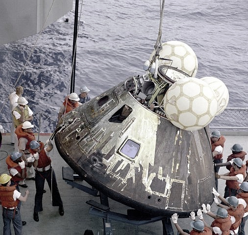 The Recovery of Apollo 13